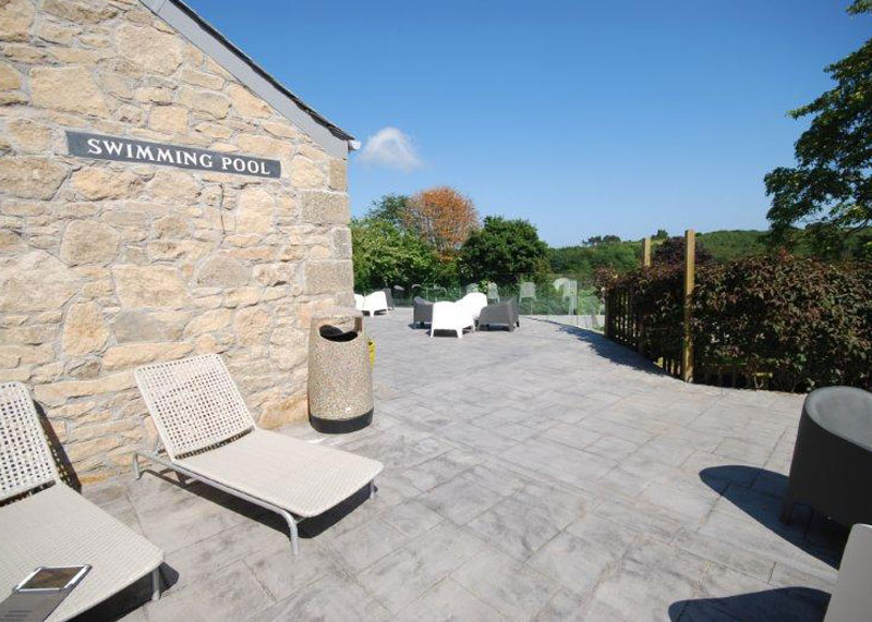 Indoor Swimming Pool Luxury Self Catering Holiday