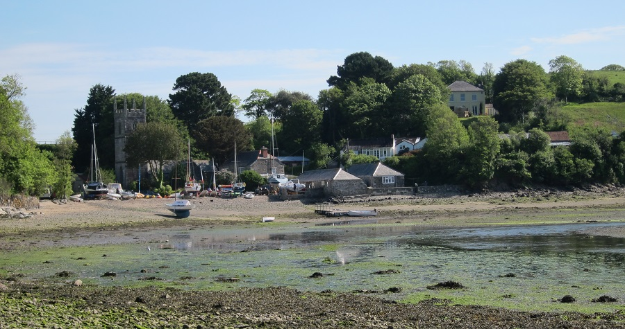 Frenchman's Creek was made famous by Daphne du Maurier's novel