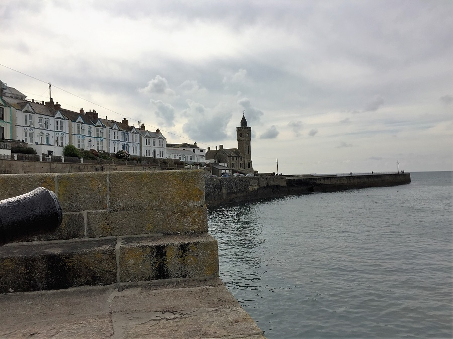 Porthleven has a lovely old harbour to explore