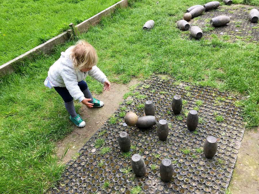 Trerice is a good option for a child friendly day out in Cornwall