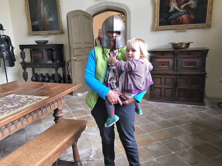 At Trerice there is plenty to keep the whole family entertained
