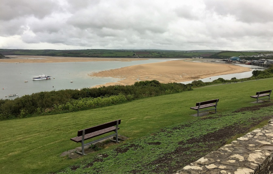 Padstow's Doom Bar has wrecked countless ships