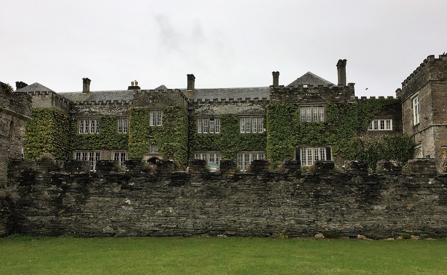 Prideaux Place is a beautiful Elizabethan manor house in Padstow