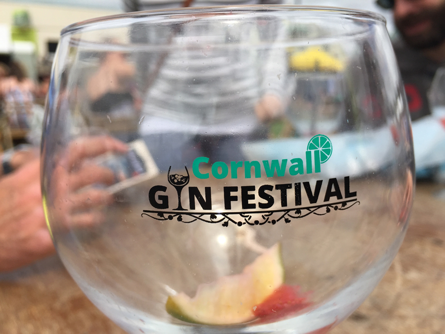 The Cornwall Gin Festival