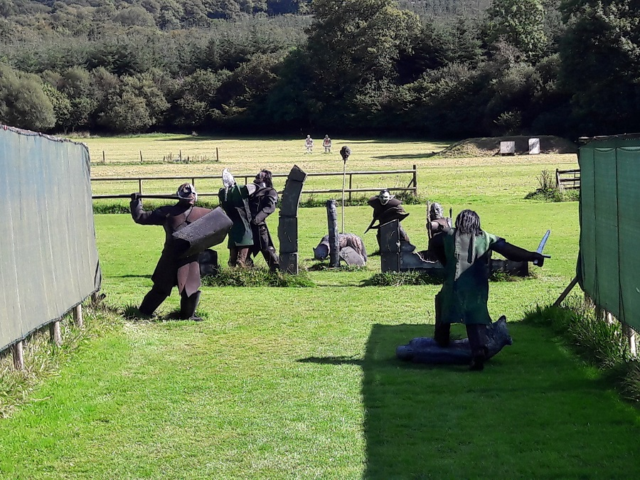 Dragon Archery's fantasy range is inspired by Lord of the Rings