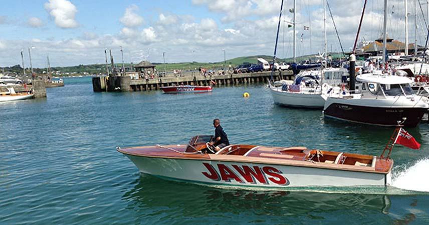 speedboat-Padstow