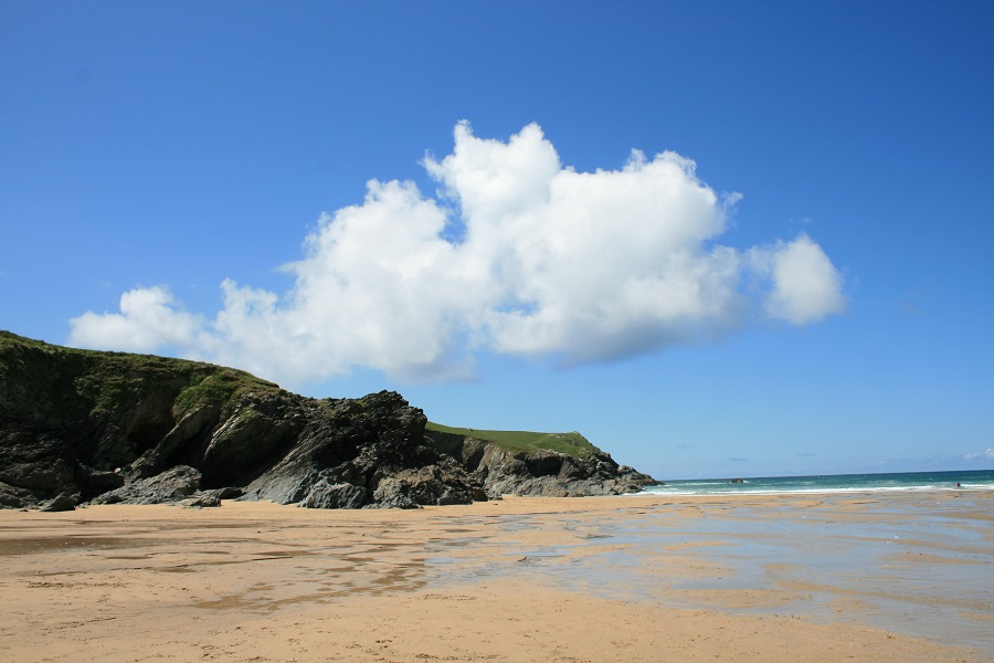 Porth Joke is one of our top picnic spots in Cornwall