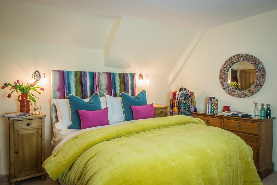 The Farmhouse sleeps 12 and makes an ideal base for large family holidays in Cornwall