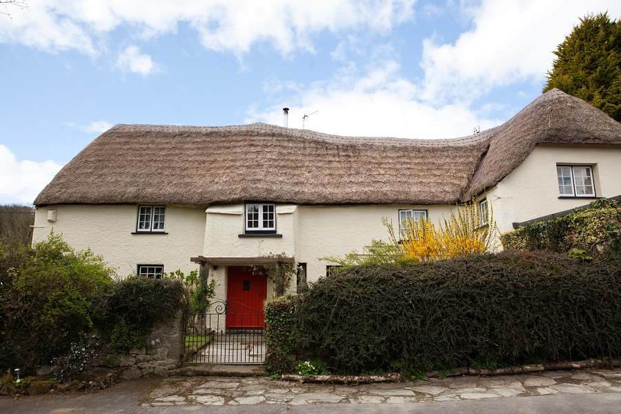 Bosinver's Farmhouse was built in the 18th century and has character galore