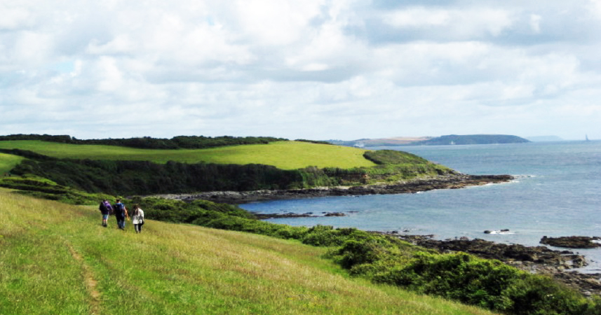 Early autumn is the ideal time for walking in Cornwall