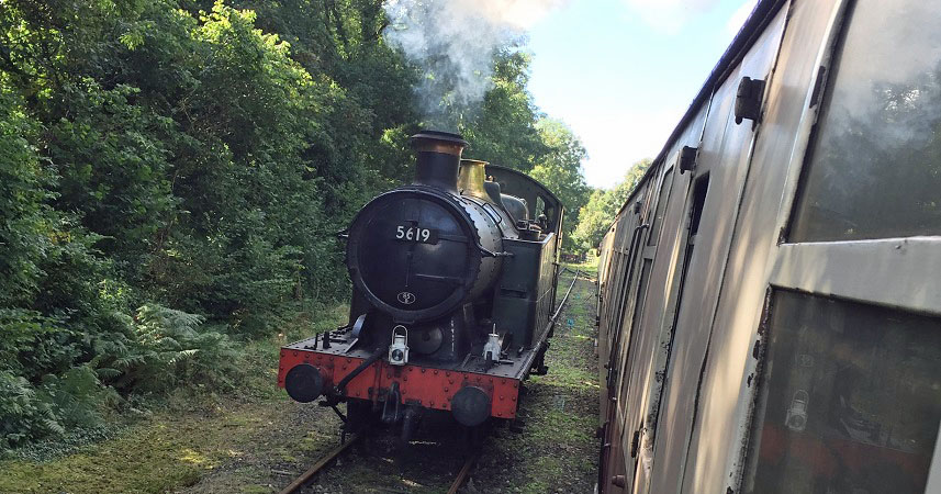 For child friendly days out in Cornwall Bodmin and Wenford Railway is a firm favourite