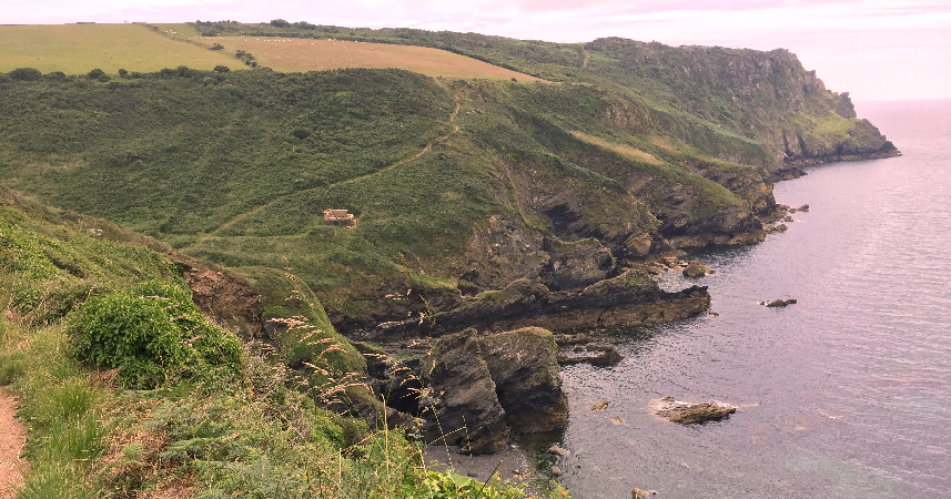Nare Head, Cornwall