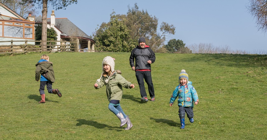 If you live in Devon or Cornwall, Bosinver is ideal for a short break out of season
