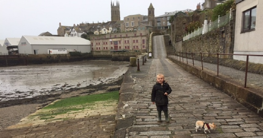 Spotty Dog Trails are perfect for fun family days out in Cornwall