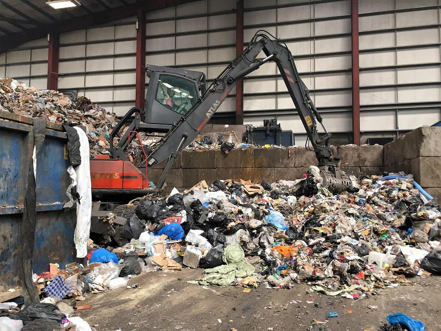 H & A Recycling offers a range of waste management, disposal and recycling services in Cornwall