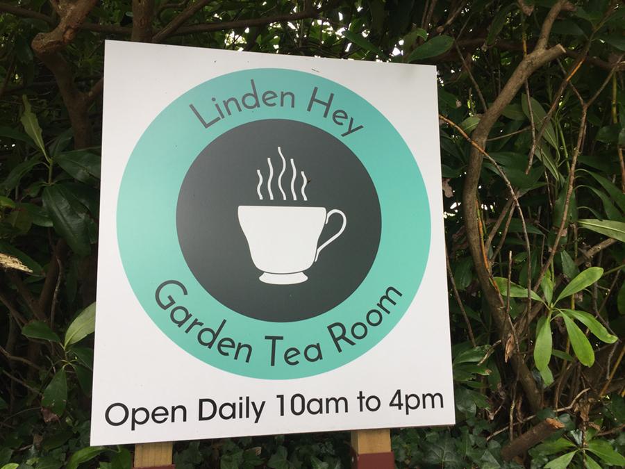 Lindenhay Garden Tearoom near Feock