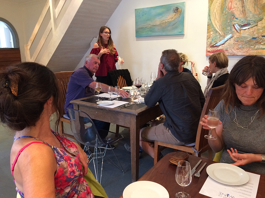 The Art of Wine, Potluck Cornwall