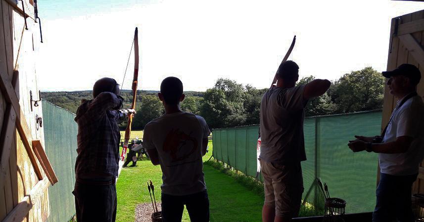 Dragon Archery