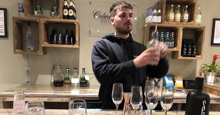 Colwith distillery tour and tasting