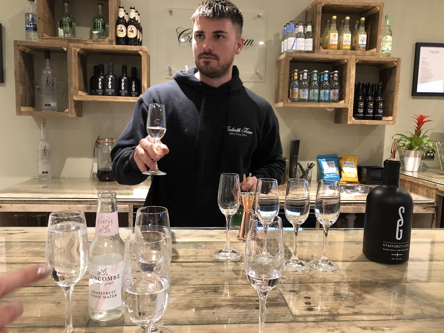 Colwith Farm Distillery tour & tasting