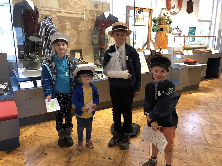 Family Fun at Porthcurno Telegraph Museum