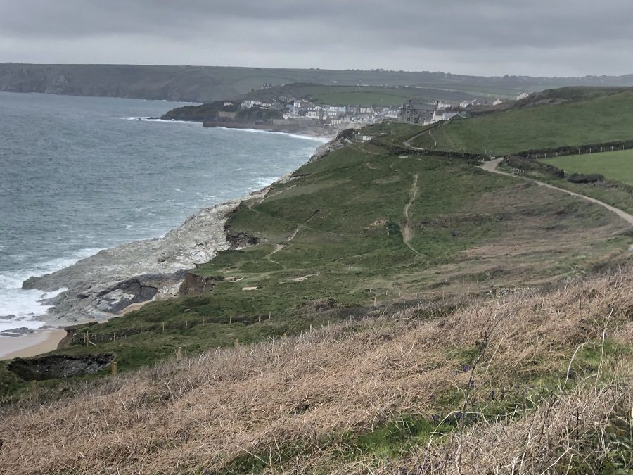 Walking near Porthleven