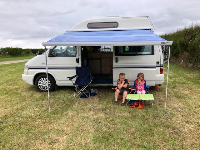 Nanny Pat's campervan