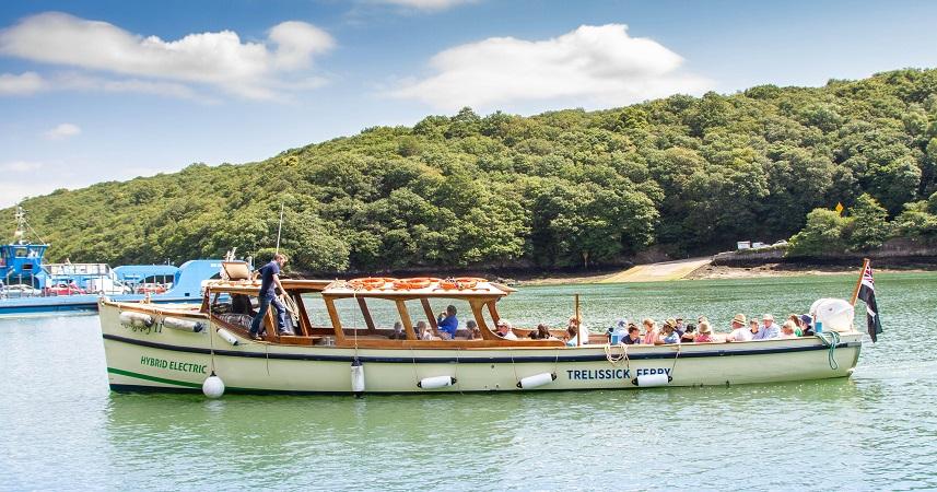 Kingsley II hybrid passenger ferry